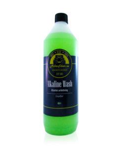 Alkalinewash