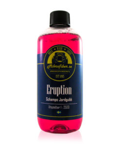 Eruption schampo